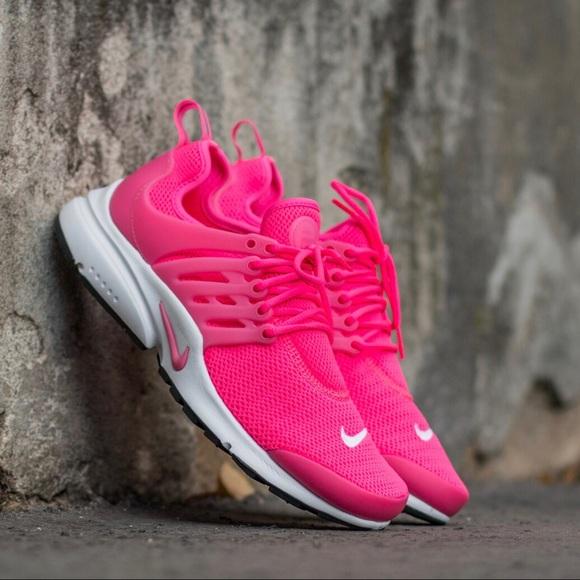 Nike Shoes | Nike Hyper Pink Presto